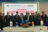 OCB tiếp tục hợp tác với Trường ĐH Kinh tế TP HCM