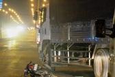 Xe tải ôm cua tông chết thanh niên