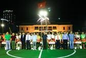 Hấp dẫn vòng chung kết toàn quốc Cúp Bia Sài Gòn 2017