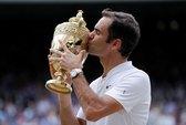 Federer lần thứ 8 vô địch Wimbledon