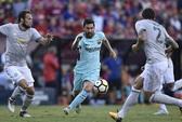 Barcelona - M.U 1-0: Mourinho chưa thể hóa giải Messi