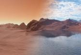 Sao Hỏa từng là