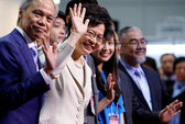 Khó khăn chờ tân lãnh đạo Hồng Kông