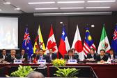 Họp đến tận đêm, các bộ trưởng đã đồng thuận về nguyên tắc cho TPP-11