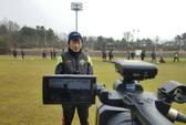 Xuân Trường trở lại Hàn Quốc, thích thú với tuyết trắng ở Gangwon