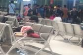 178 hành khách vật vã cả đêm ở sân bay Cát Bi ngày Valentine