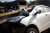 Bốn người sống sót kỳ diệu trong chiếc ô tô bị đâm thấu