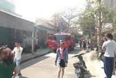 Đà Nẵng: Nhà đã nghèo lại còn bị cháy trụi