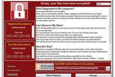 TP HCM ra công văn khẩn ngừa mã độc WannaCry
