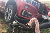 BMW tông xe máy, 1 người tử vong