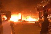 Thông tin mới nhất vụ cháy chợ đêm Phú Quốc