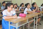 Công bố điểm khảo sát vào lớp 6 chuyên Trần Đại Nghĩa
