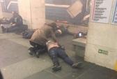 Nga: Nổ lớn ở ga tàu điện ngầm, ít nhất 10 người chết