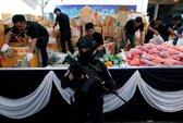 Trong 1 ngày, Đông Nam Á tiêu hủy gần 1 tỉ USD ma túy