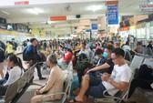 TP HCM, Hà Nội kẹt xe nghiêm trọng