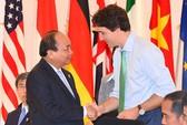 Thủ tướng Canada Justin Trudeau thăm chính thức Việt Nam