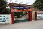 2 học sinh chết đuối trong hố nước sâu sát trường
