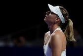 Địa chấn tại Kremlin Cup: Sharapova bị loại sớm
