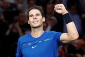 Nadal vào tứ kết Paris Masters 2017