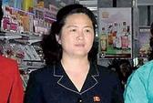 Chị gái ông Kim Jong-un