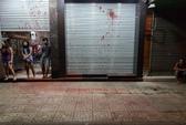 Dân vây bắt kẻ tạt sơn vào quán phở Lệ, quận 3