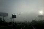 """Hiện tượng lạ: Sương mù như muốn… """"nuốt chửng"""" Cần Thơ"""