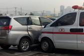 Xe cứu thương tông ngang hông ô tô 7 chỗ ở Sài Gòn