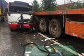 Tai nạn nghiêm trọng trên Quốc lộ 1 đoạn qua TP HCM