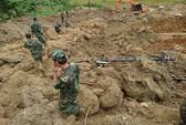 Sạt lở đất ở Hòa Bình: Tìm thấy nạn nhân thứ 10