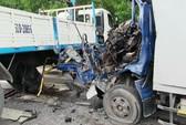 Cứu tài xế xe tải sau cú tông kinh hoàng