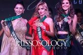 Hà Thu có thêm giải phụ tại đấu trường Hoa hậu Trái đất