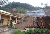 Sạt lở núi vùi lấp 8 người ở Bắc Trà My, Quảng Nam