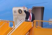 APEC 2017: Tổng thống Mỹ rời Đà Nẵng, bay đến Hà Nội