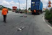 Thanh niên chừng 25 tuổi chết thảm dưới bánh xe đầu kéo