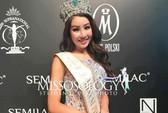 Tranh cãi nhan sắc của Tân Hoa hậu Siêu quốc gia 2017