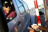 BOT Biên Hòa lại ùn ứ vì tài xế phản ứng