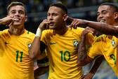 Brazil trở lại ngôi đầu bảng xếp hạng FIFA tháng 8