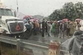 Tai nạn liên hoàn trên cao tốc Nội Bài - Lào Cai, 2 cha con thương vong
