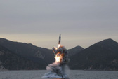 Báo Trung Quốc chế nhạo Triều Tiên sau vụ phóng tên lửa thất bại