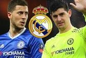 """Real Madrid lên kế hoạch """"cuỗm"""" 2 sao Chelsea"""