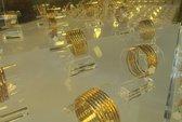 Giá vàng SJC rớt mạnh, thấp hơn vàng thế giới gần nửa triệu đồng