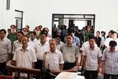 Xử sai phạm đất đai ở Đồng Tâm: Tòa tuyên mức án thấp hơn VKSND đề nghị