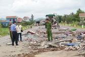 Bình Định: Hai vụ tai nạn giao thông, 6 người chết