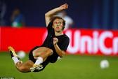M.U, Real Madrid sẵn sàng cho Siêu cúp châu Âu