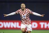 Thắng 4 sao, Croatia đặt một chân đến World Cup 2018