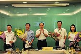 Cục phó Nguyễn Xuân Quang là... diện đặc biệt!