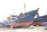 Ngư dân muốn giữ… tàu vỏ thép dỏm!
