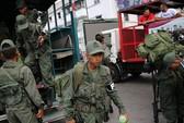 Bị Mỹ đe dọa, Venezuela tập trận rầm rộ