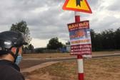 Bán đất Long Thành bất chấp lệnh cấm