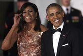 Nhà Obama đồng ý viết hồi ký kỷ lục 60 triệu USD